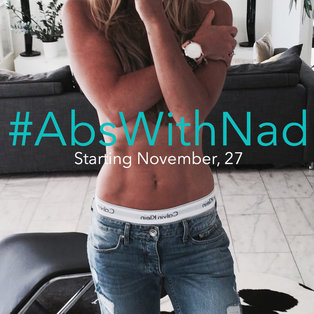 AbsWithNad Exercise Workout Women