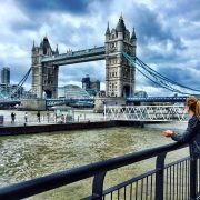 Nadine Tower Bridge London
