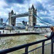 Nadine Tower Bridge London