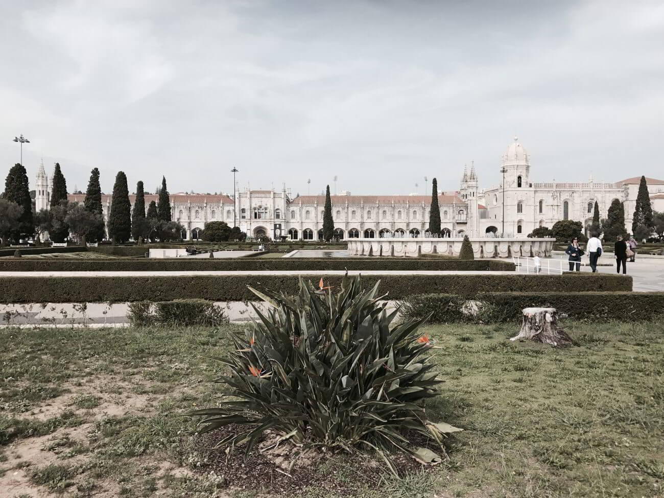 Belém Lisbon Portugal Nadine Love City
