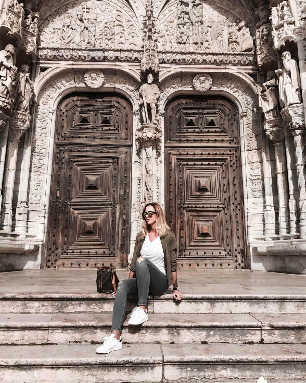 Belém Lisbon Nadine Love City