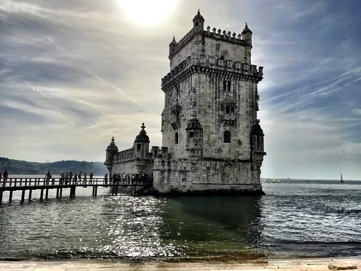 Belém Lisbon Huber Love