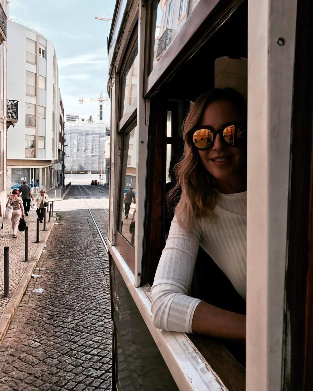 Lisbon Portugal Trams Nadine Huber Travel